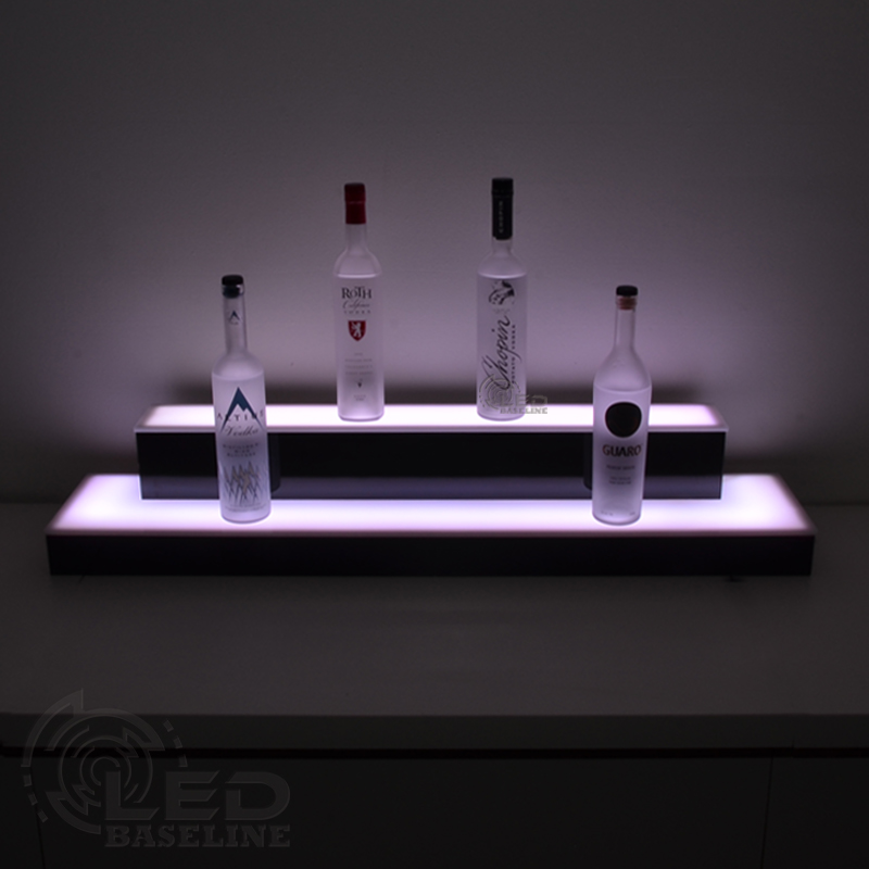 custom bar shelf