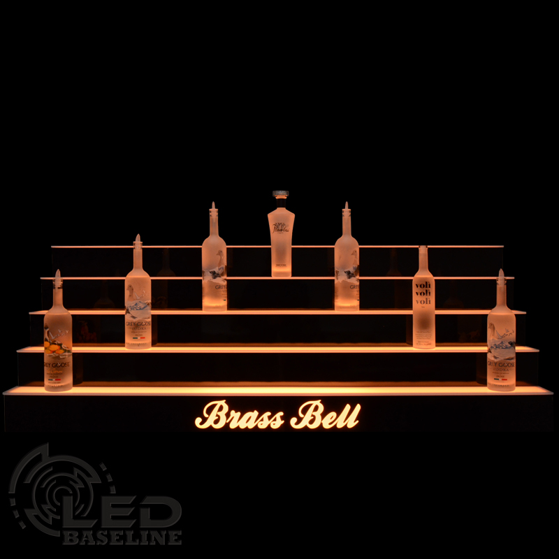 LED Bar Shelf