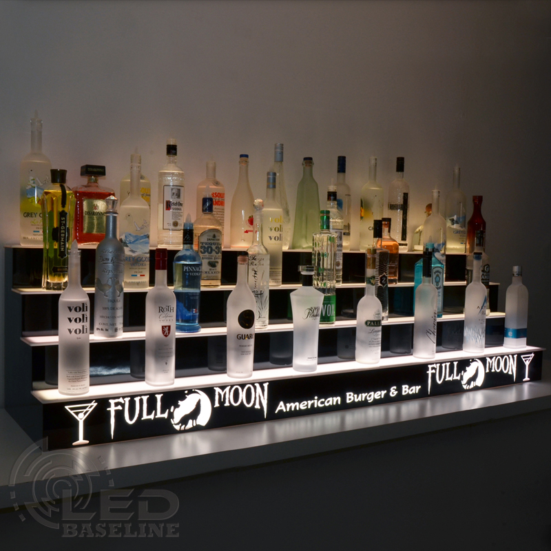 Back Bar shelves