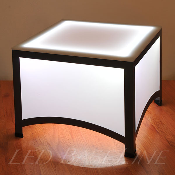 Lighted NightclubTable