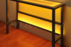lighted couch Table
