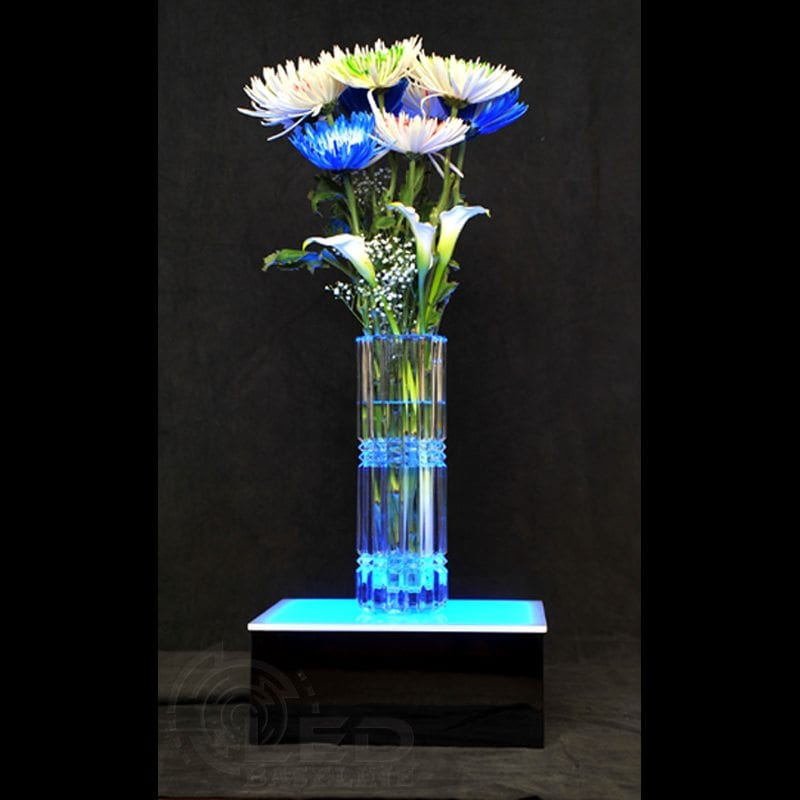 "LED Display Stand 10"" x 10"" x 5"""