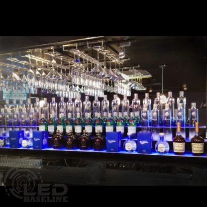 3 Tier LED Display Shelf 2