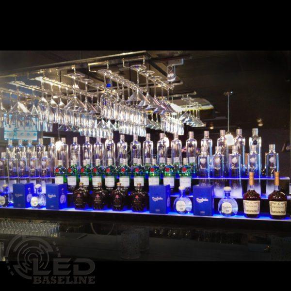 3 Tier LED Display Shelf 2