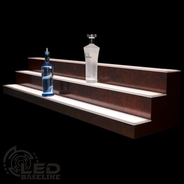 3 Tier LED Display Shelf 1