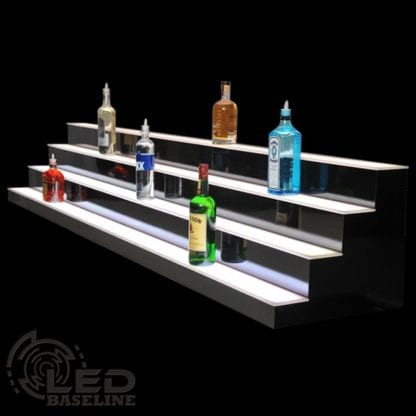 4 Tier LED Display Shelf 1