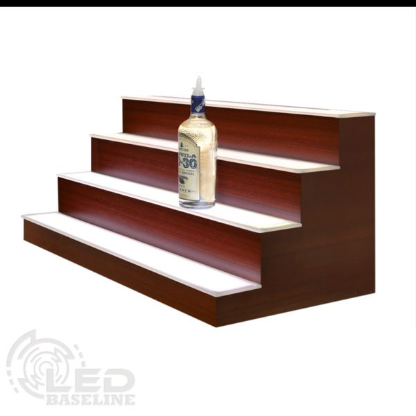 4 Tier LED Display Shelf 17