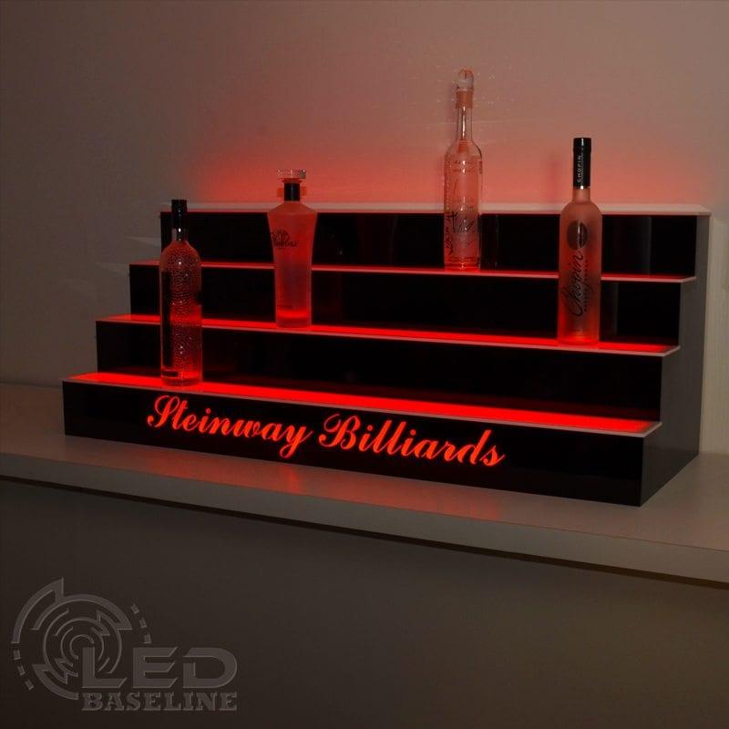 4 Tier LED Display Shelf 14