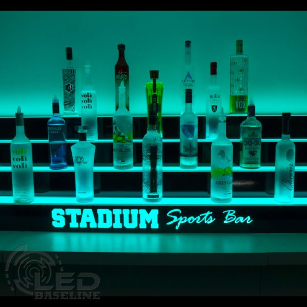 4 Tier LED Display Shelf 13