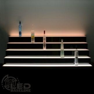 5 Tier LED Display Shelf