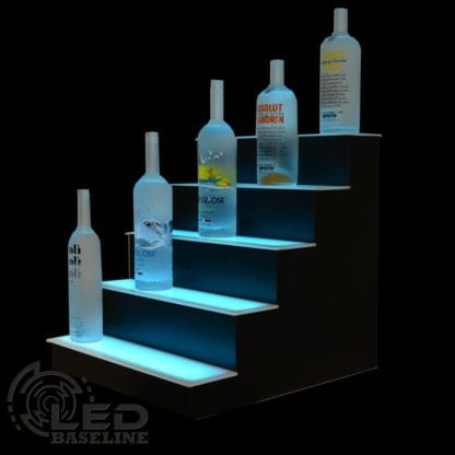 5 Tier LED Display Shelf 2