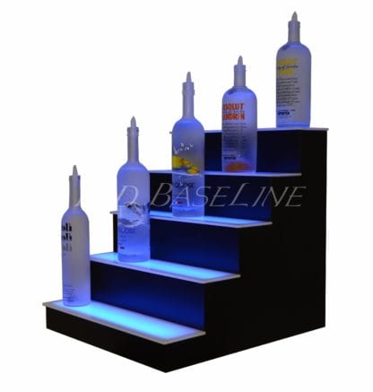 5 Tier LED Display Shelf 7