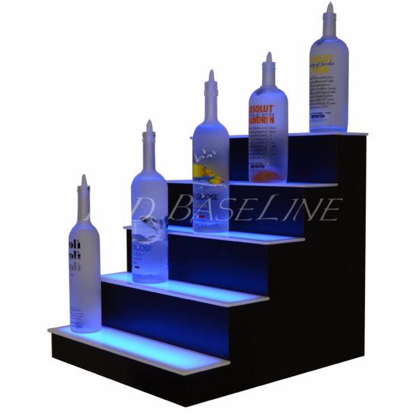 5 Tier LED Display Shelf 7