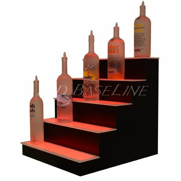 5 Tier LED Display Shelf 4
