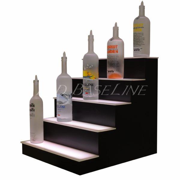 5 Tier LED Display Shelf 1