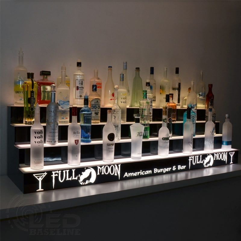 Standard LED Display Shelves