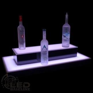 Island LED Display Shelves