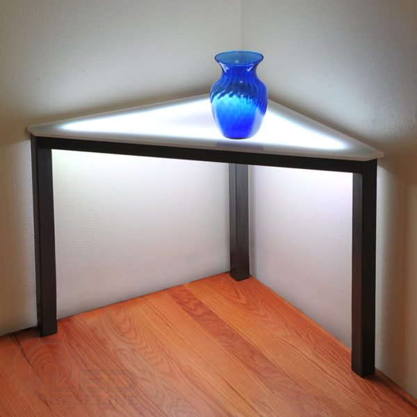 LED Corner Table