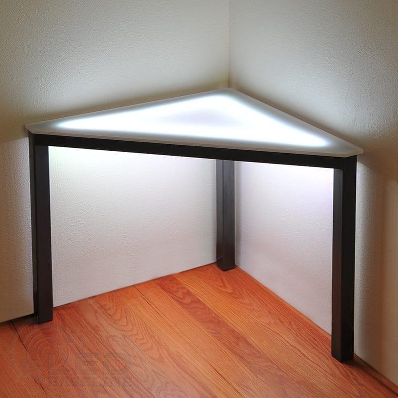 LED Corner Table 2