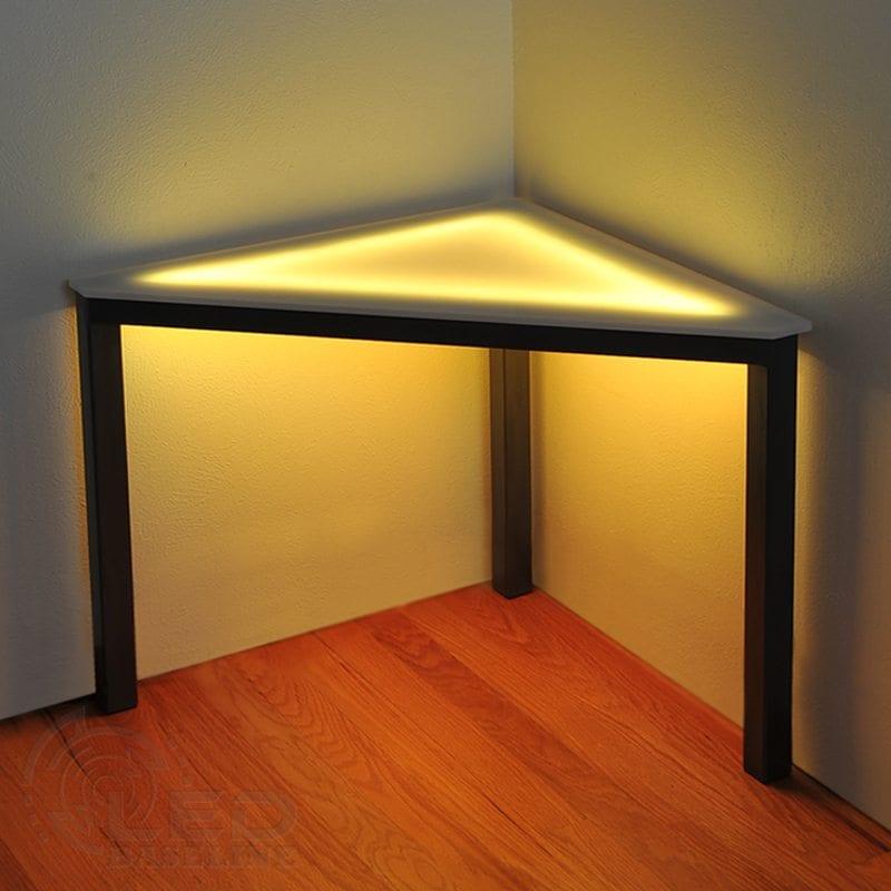 LED Corner Table 4
