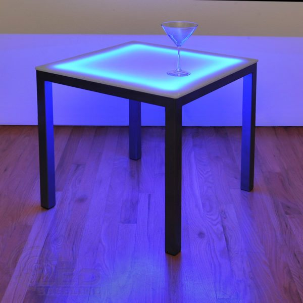LED Side Table 3