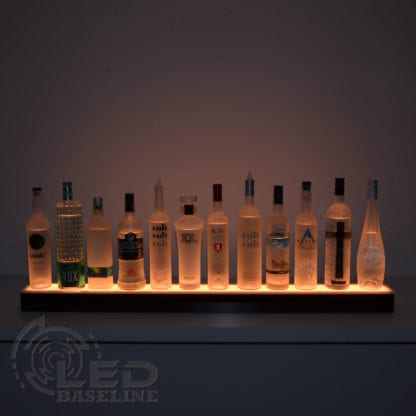 Lighted Liquor Shelf 148