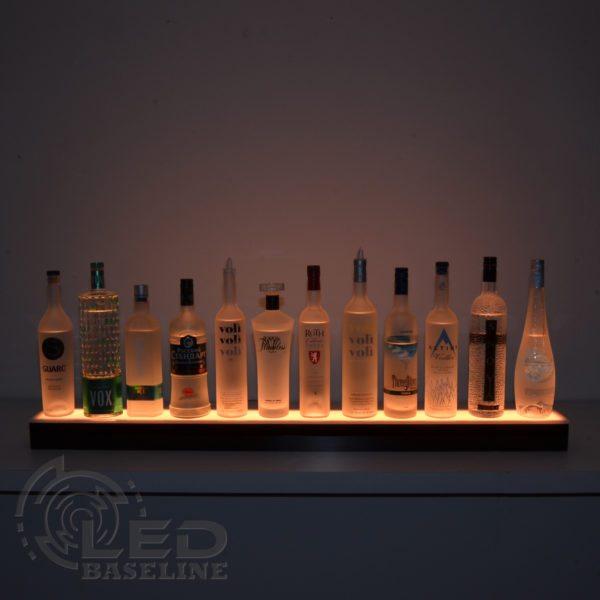 Lighted Liquor Shelf 148