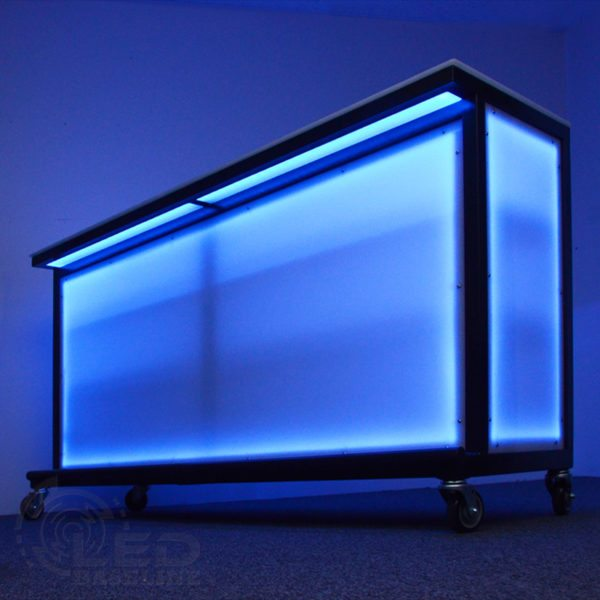 LED Lighted Portable Bar.