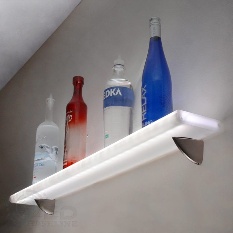 Floating Display Shelf Wall Shelf 1