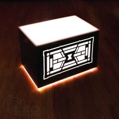 Modern Lighted Table - 32 x 20